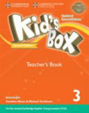 Kid s Box Updated Level 3 Teacher s Book Turkey Special Edition