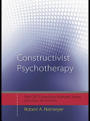 Constructivist Psychotherapy