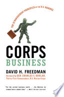Corps Business Book