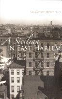 A Sicilian in East Harlem [Pdf/ePub] eBook