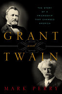Grant and Twain Book