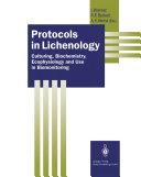 Protocols in Lichenology