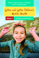 Latina and Latino Children s Mental Health  2 volumes