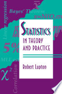Statistics In Theory And Practice Book PDF