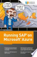 Running SAP on Microsoft Azure