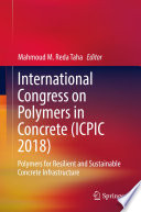 International Congress on Polymers in Concrete  ICPIC 2018