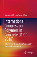 International Congress on Polymers in Concrete (ICPIC 2018)