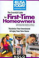 The Essential Guide for First time Homeowners