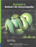 Grzimek S Animal Life Encyclopedia Reptiles