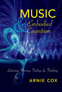 Music and Embodied Cognition Pdf/ePub eBook
