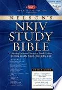 Nelson's Study Bible