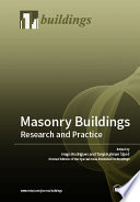 Masonry Buildings  Research and Practice
