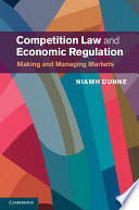 Competition Law and Economic Regulation Book