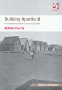 Building Apartheid