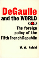 Pdf De Gaulle and the World Telecharger