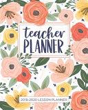 Lesson Planner for Teachers Book