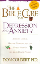 The Bible Cure for Depression and Anxiety