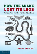 Pdf How the Snake Lost its Legs