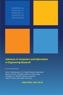 Advances in Computers and Information in Engineering Research