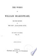 The Works of William Shakespeare  King John  King Richard II  King Henry IV  part 1  King Henry IV  part 2  Henry V Book