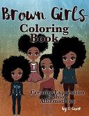Brown Girls Coloring Book