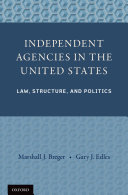Independent Agencies in the United States