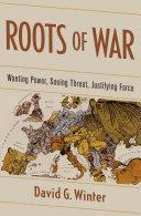 Roots of War Pdf/ePub eBook