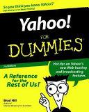 Yahoo   For Dummies