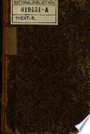 Der elfte Junius, der Pfalzgraf und Ulysses von Ithaca, drei Lustspiele