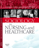 Sociology in Nursing and Healthcare E-Book Pdf/ePub eBook