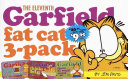 The Eleventh Garfield Fat Cat 3 pack