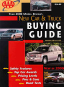 New Car Truck Buying Guide Book