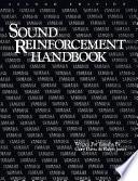 The Sound Reinforcement Handbook Book