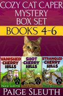 Cozy Cat Caper Mystery Box Set: Books 4-6 Book