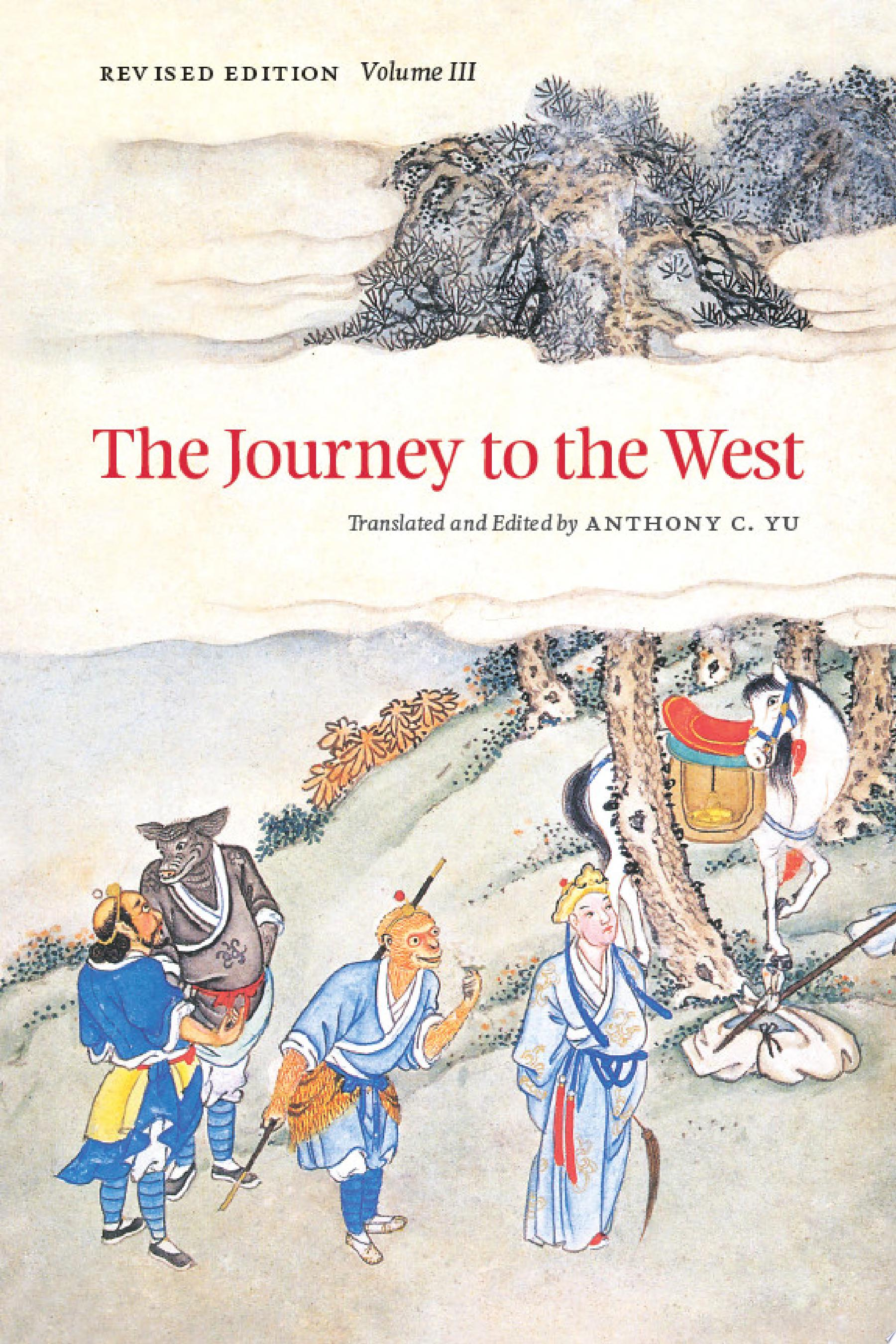 The Journey to the West  Revised Edition