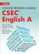 English a - a Concise Revision Course for CSEC®