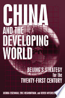 China and the Developing World