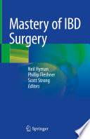 Mastery of IBD Surgery Book