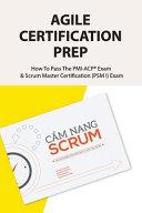Agile Certification Prep Book