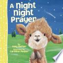 A Night Night Prayer Book