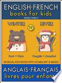 15 - Winter | Hiver - English French Books for Kids (Anglais Français Livres pour Enfants)