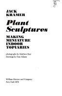 Plant sculptures
