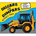 Diggers and Dumpers Activity Pack