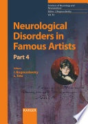 Neurological Disorders in Famous Artists   Book