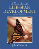 Cover of A Topical Approach to Life-span Development