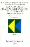 La Storia delle relazioni internazionali nella Germania contemporanea