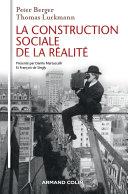 La Construction sociale de la réalité - 3e éd. Pdf/ePub eBook