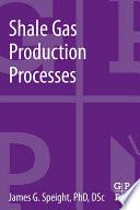 Shale Gas Production Processes Book