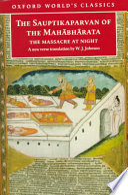 The Sauptikaparvan of the Mahabharata