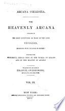 The Heavenly Arcana